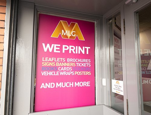 Printing Services Glasgow